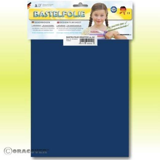 Klebefolie Oracover Orastick 25-050-B (L x B) 300 mm x 208 cm Blau