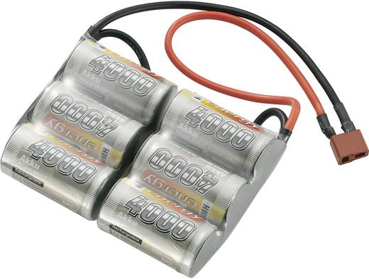 Modellbau-Akkupack (NiMh) 7.2 V 4000 mAh Conrad energy