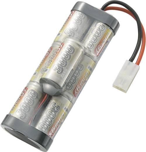 Conrad energy Modellbau-Akkupack (NiMh) 8.4 V 3000 mAh Zellen-Zahl: 7 Hump Tamiya-Stecker