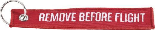 Schlüsselanhänger - Remove before flight (L x B x H) 130 x 25 x 3 mm Reely