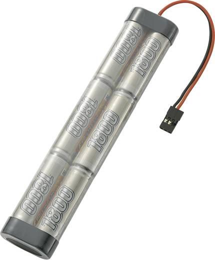 Modellbau-Senderakku (NiMh) 7.2 V 1800 mAh Conrad energy Stick JR-Buchse