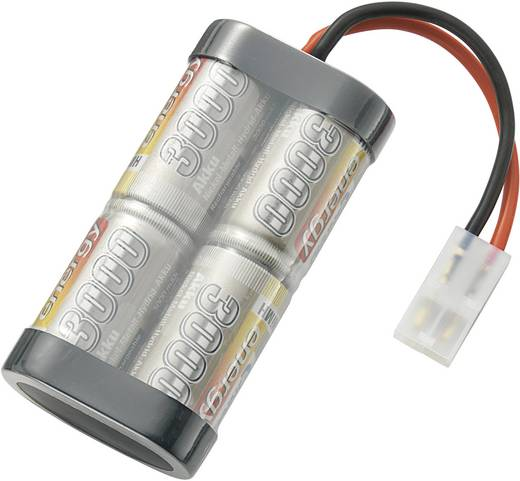 Modellbau-Akkupack (NiMh) 4.8 V 3000 mAh Conrad energy Stick Tamiya-Stecker