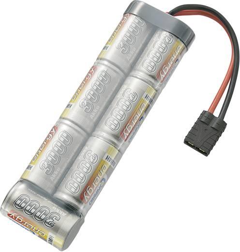 Modellbau-Akkupack (NiMh) 8.4 V 3000 mAh Conrad energy Stick Traxxas-Buchse