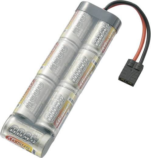 Modellbau-Akkupack (NiMh) 8.4 V 4600 mAh Conrad energy Stick Traxxas-Buchse