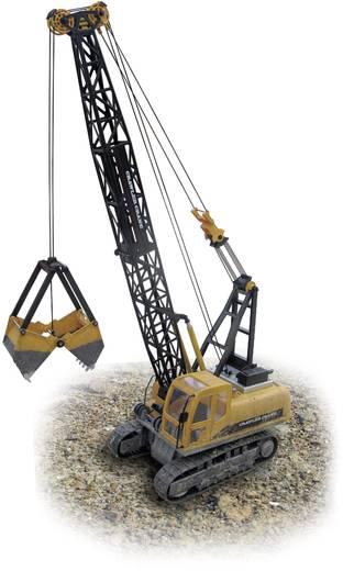 Carson Modellsport Seilbagger 1:12 RC Einsteiger Funktionsmodell Baufahrzeug inkl. Akku, Ladegerät und Senderbatterien