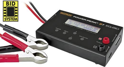 Modellbau-Entladegerät 220 V 5 A Power Peak B7 EQ-BID Blei, NiCd, NiMH, LiPo, LiIon, LiFePO