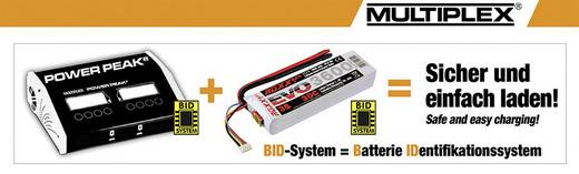 Modellbau-Multifunktionsladegerät 220 V 10 A Power Peak C8 12 V/230 V 180 W Blei, NiCd, NiMH, LiPo, LiIon, LiFePO