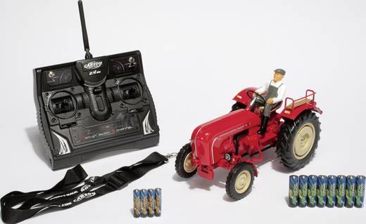 Carson Modellsport Porsche Diesel Super 1:14 RC Einsteiger Funktionsmodell Landwirtschaftsfahrzeug inkl. Batterien