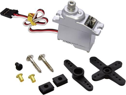 Bluebird Mini-Servo BMS-380MAX Analog-Servo Getriebe-Material: Metall Stecksystem: JR