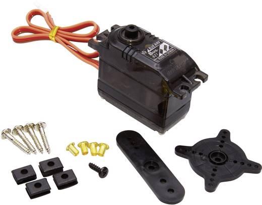 Bluebird Standard-Servo BMS-621 Analog-Servo Getriebe-Material: Kunststoff Stecksystem: JR
