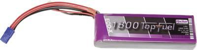Batteria ricaricabile LiPo 11.1 V 1800 mAh Numero di celle: 3 25 C Hacker EC3