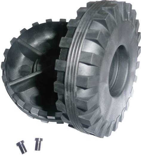 Werklehrmittel Kunststoff-Hohlreifen Reely (Ø) 79 mm Bohrungs-Ø 3.2 mm