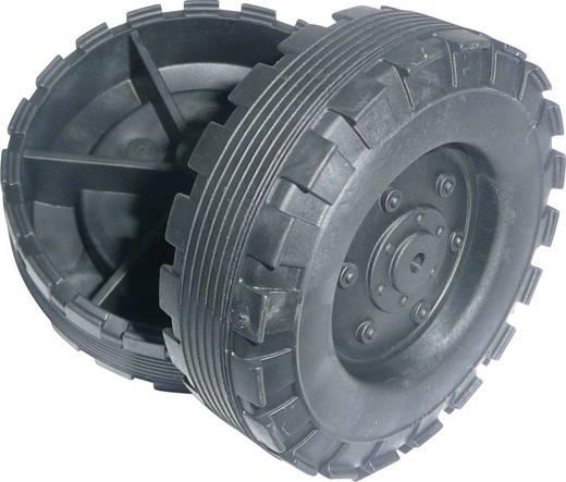 Werklehrmittel Kunststoff-Hohlreifen Modelcraft (Ø) 56 mm Bohrungs-Ø 2.6 mm