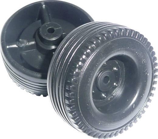 Werklehrmittel Kunststoff-Hohlreifen Reely (Ø) 37 mm