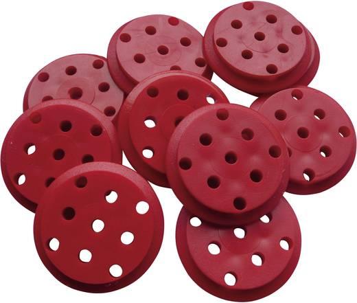 Werklehrmittel Stufenscheiben Reely 30/25 x 4 x 2,9 mm (Ø) 30 mm Bohrungs-Ø 2.9 mm