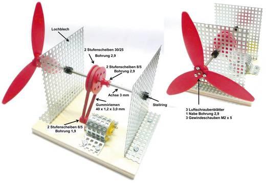 Werklehrmittel Stufenscheiben Modelcraft (Ø) 8 mm Bohrungs-Ø 1.9 mm