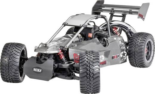 reely carbon fighter iii 1 6 rc modellauto benzin buggy. Black Bedroom Furniture Sets. Home Design Ideas