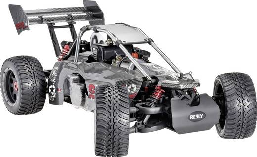 Reely Carbon Fighter III 1:6 RC Modellauto Benzin Buggy Heckantrieb RtR 2,4 GHz