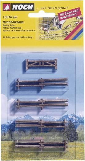 NOCH 13010 H0 Rundholzzaun Bausatz