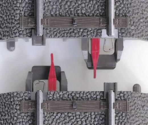 H0 Märklin C-Gleis (mit Bettung) 74030 Mittelleiter-Isolierung