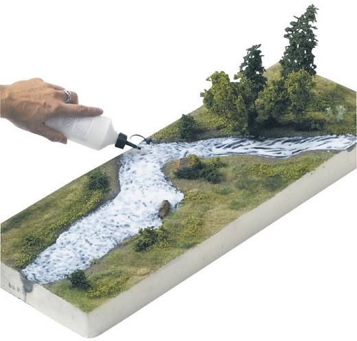 Modellbahnwasser 1 Set MBZ