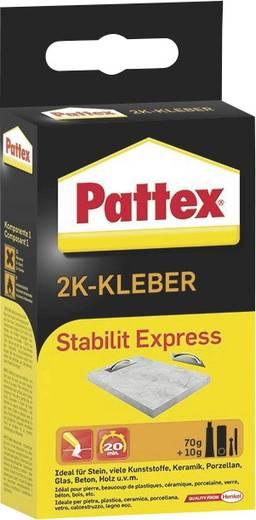 Pattex PSE6N Zwei-Komponentenkleber PSE6N 80 g