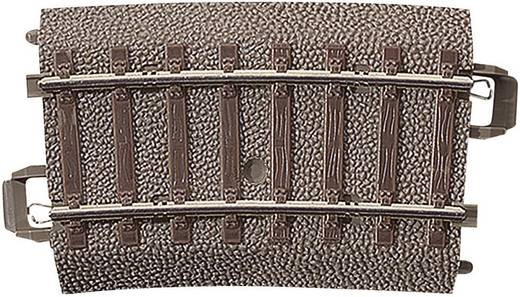 H0 Trix C-Gleis 62207 Gebogenes Gleis 7.5 ° 437.5 mm