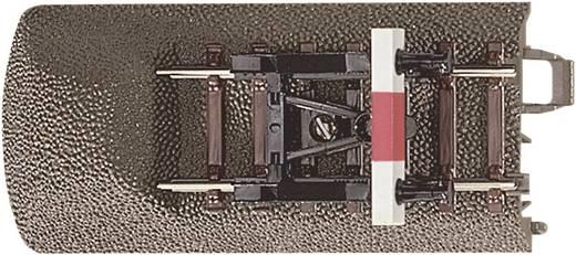 H0 Trix C-Gleis 62977 Gleisende mit Prellbock 80.5 mm