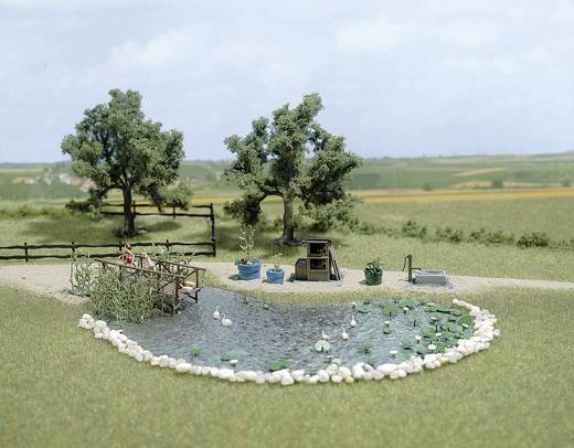 Gartenteich-Set 1 Set Busch 1210