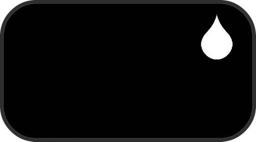 Modellbahn-Lack Tief-Schwarz Elita 59005 15 ml