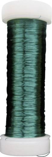 Kupferlackdraht 1 x 0.15 mm Grün Mayerhofer Modellbau 40514