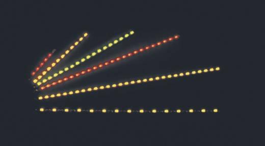 Lichterkette Dauerlicht Rot Mayerhofer Modellbau Ljusslinga 15 LED