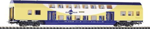 Piko H0 57602 H0 Doppelstock Zwischenwagen, Metronom Zwischenwagen 2. Klasse