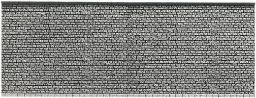 N Mauer PROFI plus Hartschaum-Fertigmodell, Bemalt NOCH 34854