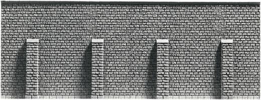 N Stützmauer PROFI plus Hartschaum-Fertigmodell, Bemalt NOCH 34856