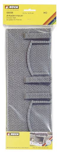 H0 Mauerwerk Arkade NOCH 58058
