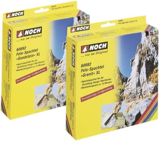 Fels-Spachtelmasse Granit NOCH 60882 1000 g