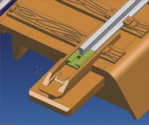 H0 Roco geoLINE (mit Bettung) 61192 Schienenverbinder, isoliert