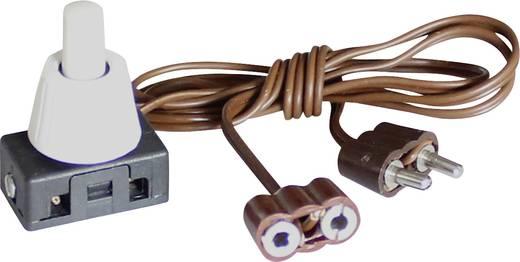 Kahlert Licht 67626 Verlängerung mit Druckschalter 3.5 V