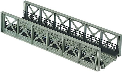 H0 Kastenbrücke 1gleisig Universell (L x B) 228.6 mm x 75 mm Roco 40080