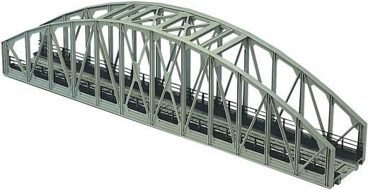 H0 Bogenbrücke 1gleisig Universell (L x B) 457.2 mm x 75 mm Roco 40081