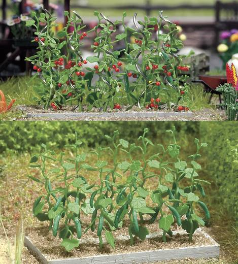 Busch H0 Gurken, Tomaten