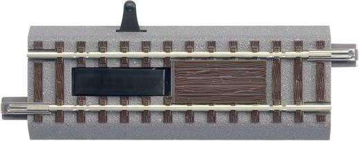 H0 Roco geoLINE (mit Bettung) 61118 Entkupplungsgleis, elektrisch 100 mm