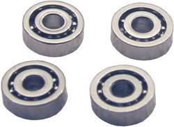 Micro-roulement à billes acier K2 fermé (Ø x h) 5 mm x 2.2 mm 4 pc(s)