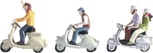 NOCH 36910 N Figuren Motorollerfahrer
