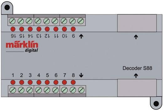 S 88 DC-Decoder Märklin 60882 DCC
