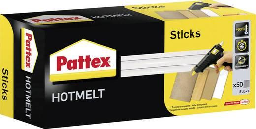 Pattex PTK1 Heißklebesticks Transparent 11 mm 1000 g
