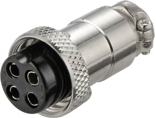 Mikrofon-Kupplung 4-polig