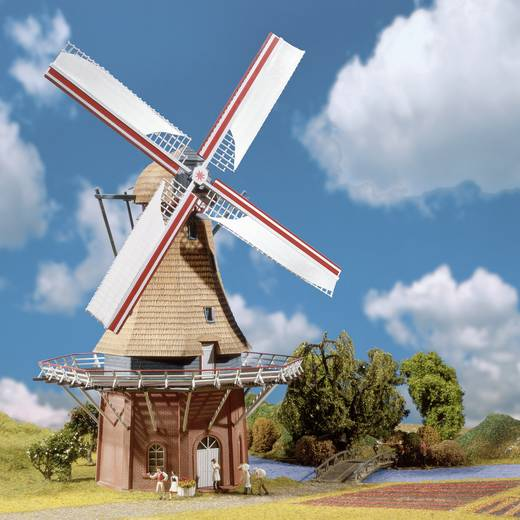 Faller 130383 H0 Windmühle mit Motor