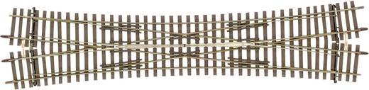 TT Tillig Gleis (ohne Bettung) 83391 Doppelkreuzungsweiche 209 mm